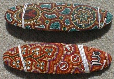 bull roarers aboriginal art